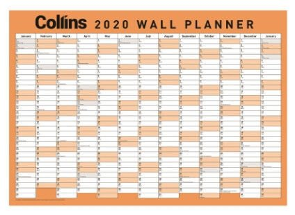 Wall Planners