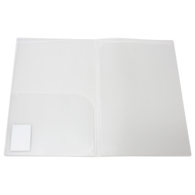144148_Presentation Folder Office Supply Co Clear Double Pocket Foolscap_2.png